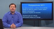 Les perspectives 2011 de Paul Dontigny