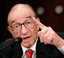 Alan Greenspan, en 2008