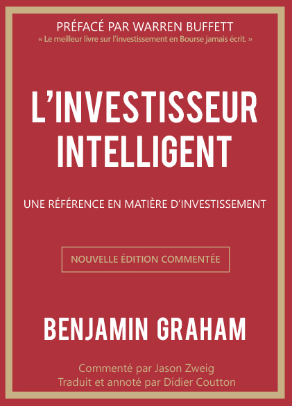 Couverture du livre « L'investisseur intelligent » (version enrichie)