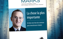 « La chose la plus importante » pour Howard Marks
